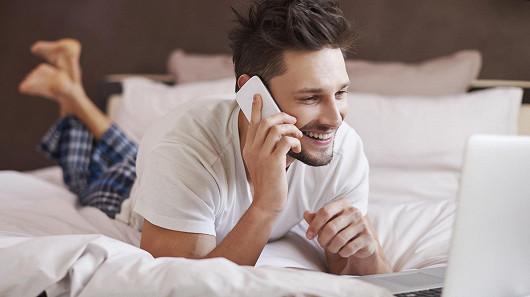 Seznamte se z pohodlí vašeho domova. Bez stresu, bez příprav. Seznamování nebylo nikdy jednodušší!