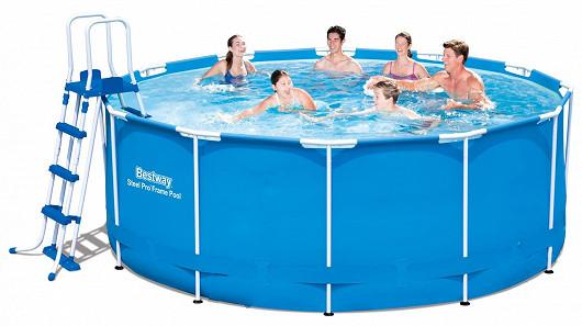 Nejprodávanější bazén s konstrukcí