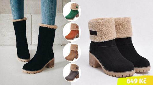 Dámské boty Erta