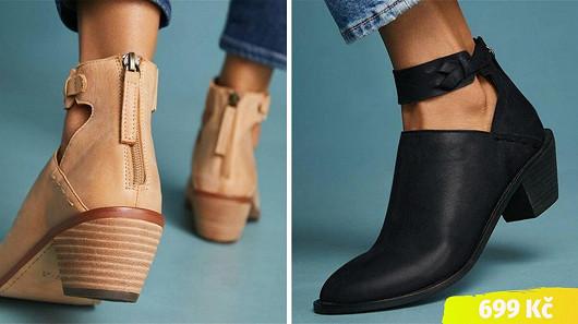 Dámské boty Magdalena