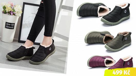 Unisex kotníkové boty