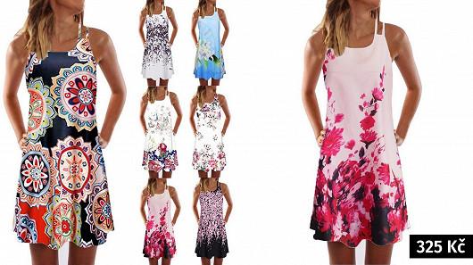 Letní šaty Dorthy