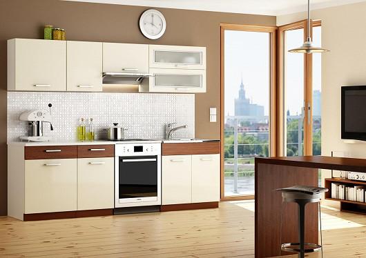 Krásná a moderní kompletní kuchyňská linka se slevou 35 %!