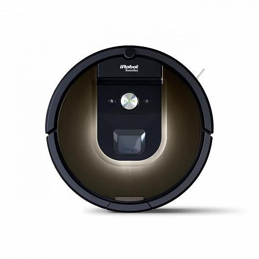 Smart technologie s aplikací iRobot Home