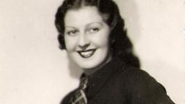 Ljuba Hermanová ve třicátých letech.