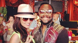Cheryl Cole a Will.i.am