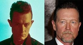 Robert Patrick ve své nejslavnější roli v Terminátorovi 2 a dnes.