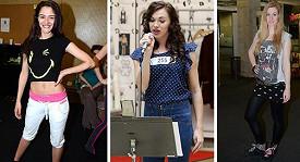 O roli Sofie v muzikálu Mamma Mia stojí i tyto zpěvačky.