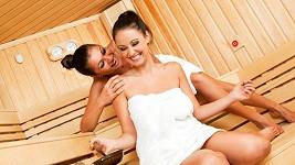 Hubnutí v sauně