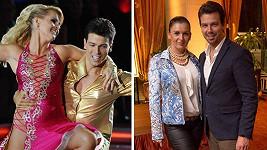 Matej Chren tančil s Ivetou Bartošovou. Teď pánuje rodinu s vdovou po mafiánovi.