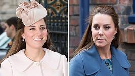 Vévodkyně z Cambridge nabrala nových sil.