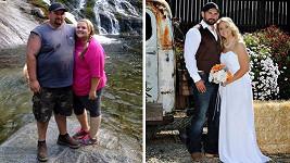 Manželé Kelly a Justin