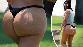 Kim Kardashian dříve vzbuzovala obdiv, teď vyloženě děsí.