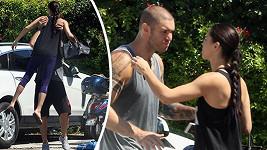 Adriana Lima a nový muž v jejím životě...