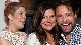 Donna, Brandon a Valerie... Kus staré party zase pohromadě...
