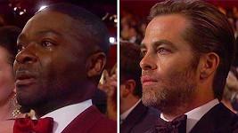 Chris Pine a David Oyelowo