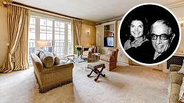 Byt po Jackie Kennedy a jejím druhém manželovi Onassisovi je jen pro ty nejmovitější.