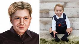 Animace budoucnosti prince George