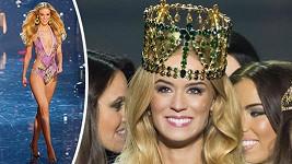 Miss Slovensko 2015 Lujza Straková