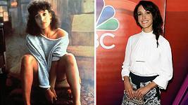 Jennifer Beals před 34 lety a dnes