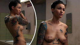 Ruby Rose v seriálu Orange Is The New Black