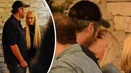 Gwen a Blake tvrdí, že jsou jen kamarádi.