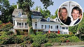 Je libo bydlet v domě po Umě Thurman a Ethanu Hawkovi?