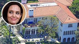Angelina Jolie pořídila svým dětem luxusní sídlo.