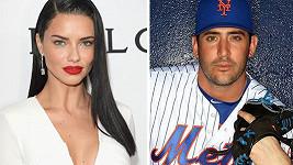 Adriana Lima a Matt Harvey prožívají románek...