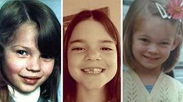 Poznáváte trojici slavných modelek?