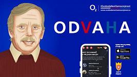 Vydejte se po stopách Václava Havla s O2 projektem Svoboda není samozřejmost a app Skryté příběhy