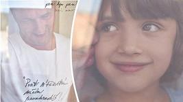 Alan Babický má roztomilou dcerku.