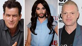 Tyto celebrity jsou HIV pozitivní