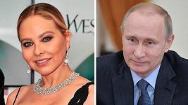Ornella Muti si večeří s Vladimirem Putinem pěkně zavařila...