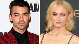 Joe Jonas a Sophie Turner to dali dohromady.