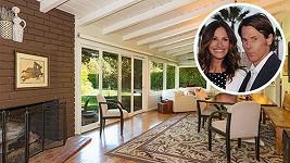 Julia Roberts pořídila další dům na stejné adrese.