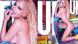 Pamela Anderson pro magazín Flaunt
