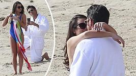 John Stamos a Lea Michele