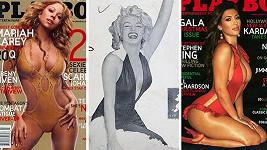 Playboy zlanařil už řadu slavných žen...