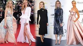 Nejkrásnější Češky historie si daly dostaveníčko v Cannes
