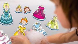 Každý den si dítě vytvoří princeznu s novým příběhem