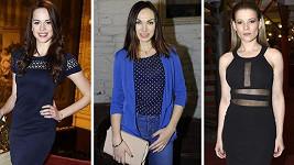 Karolina Gudasová, Kamila Nývltová a Michaela Gemrotová