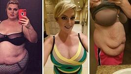 Laura zhubla 60 kilogramů.