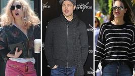 Která celebrita zapomněla na poklopec?