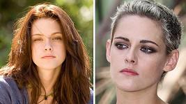 Hvězda Twilight ságy Kristen Steward