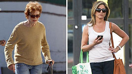 Jennifer Aniston zemřela v 79 letech maminka Nancy.