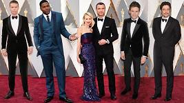 Vítězové, nominovaní, předávající při příležitosti 88. ročníku udílení Cen americké filmové akademie.