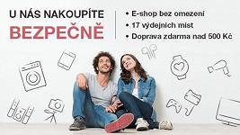 U nás nakoupíte bezpečně