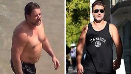 Russell Crowe je opět fit.