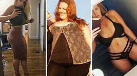 Jennifer zhubla a pózuje v bikinách.